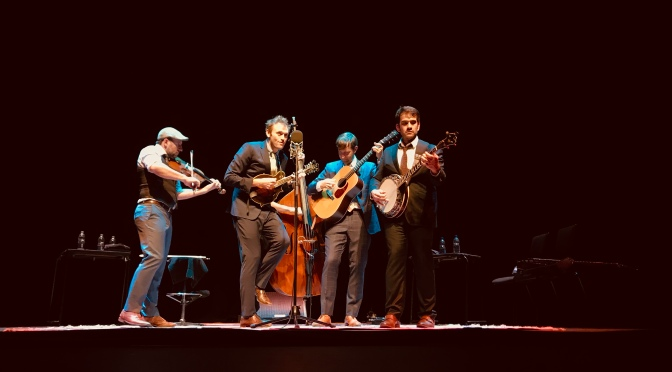 London Jazz Festival 2018 – impressions of Punch Brothers and Mariza